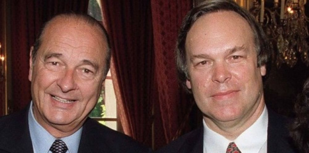 parker chirac
