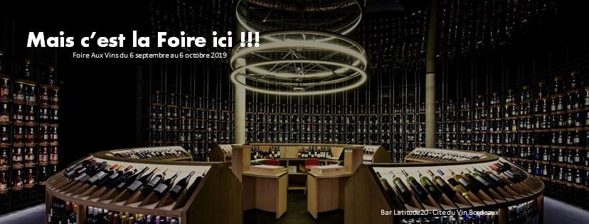 Foire aux vins Septembre-Octobre 2019 : Le choix des sommelières