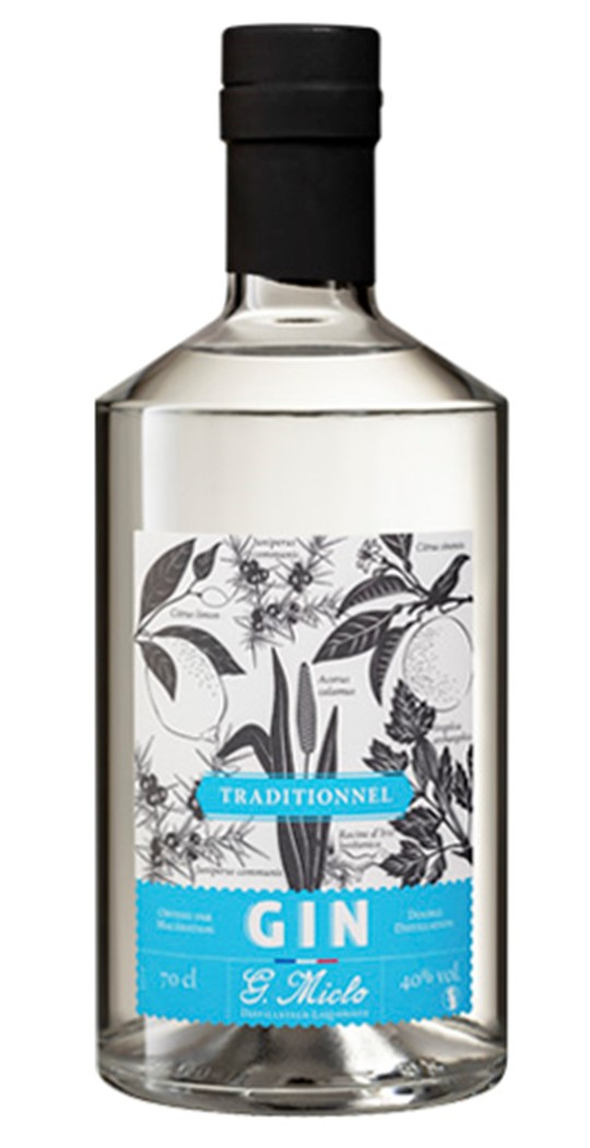 Gin Traditionnel