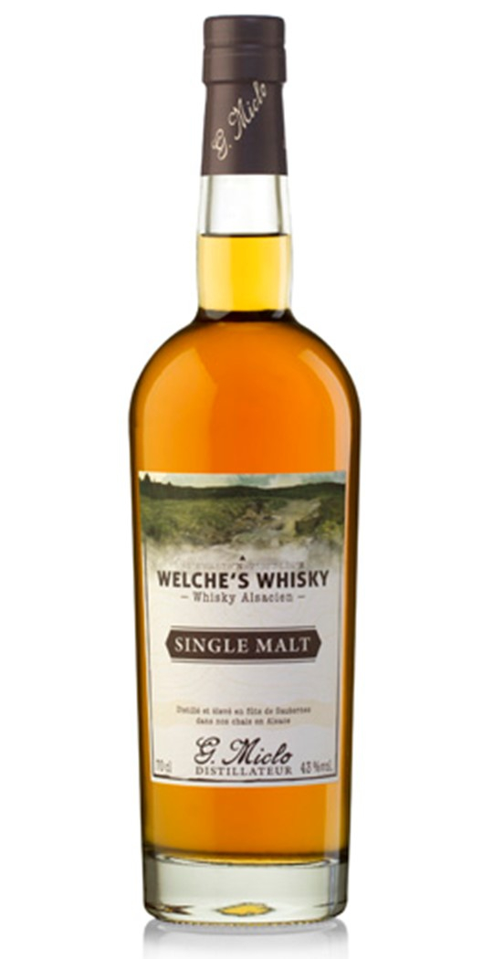 Welche's Whisky alsacien Single Malt Classique