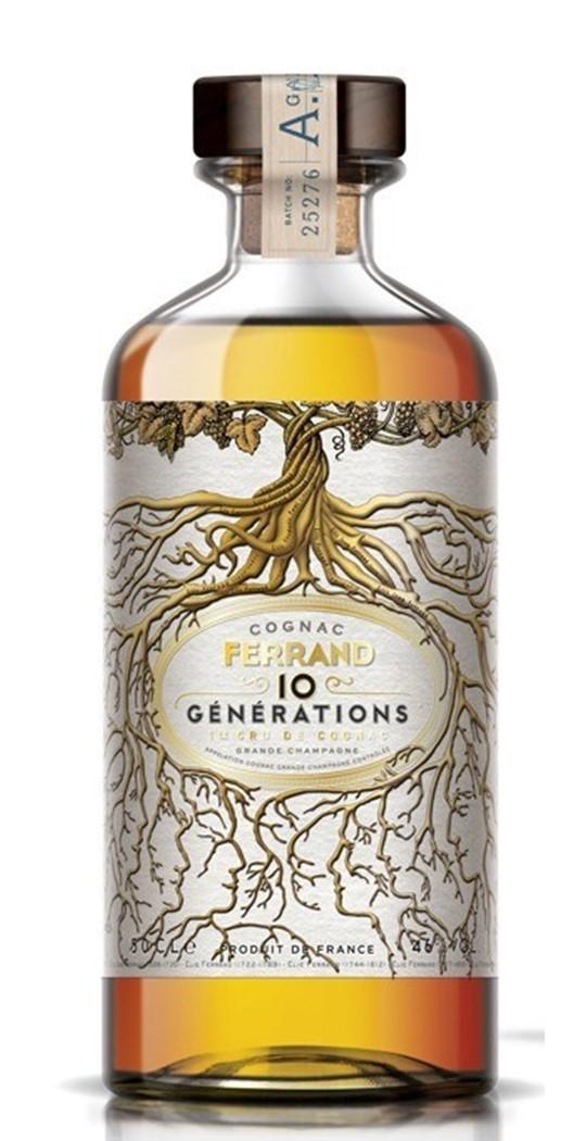 Cognac 10 Générations