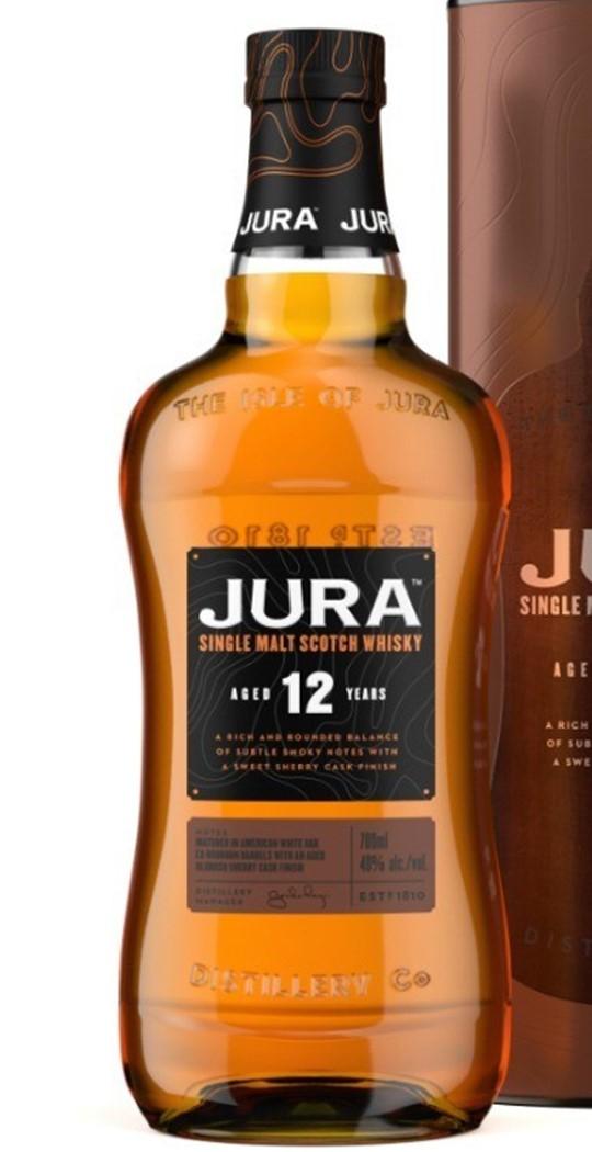 Whisky Isle of Jura 12 ans