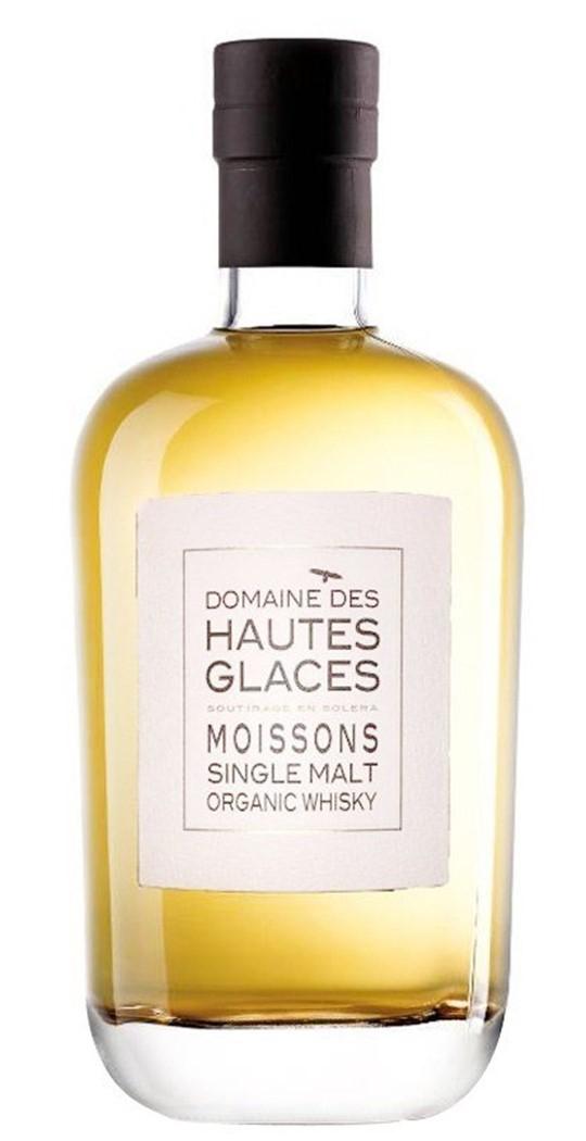 Domaine des Hautes Glaces Les Moissons Single Malt Organic