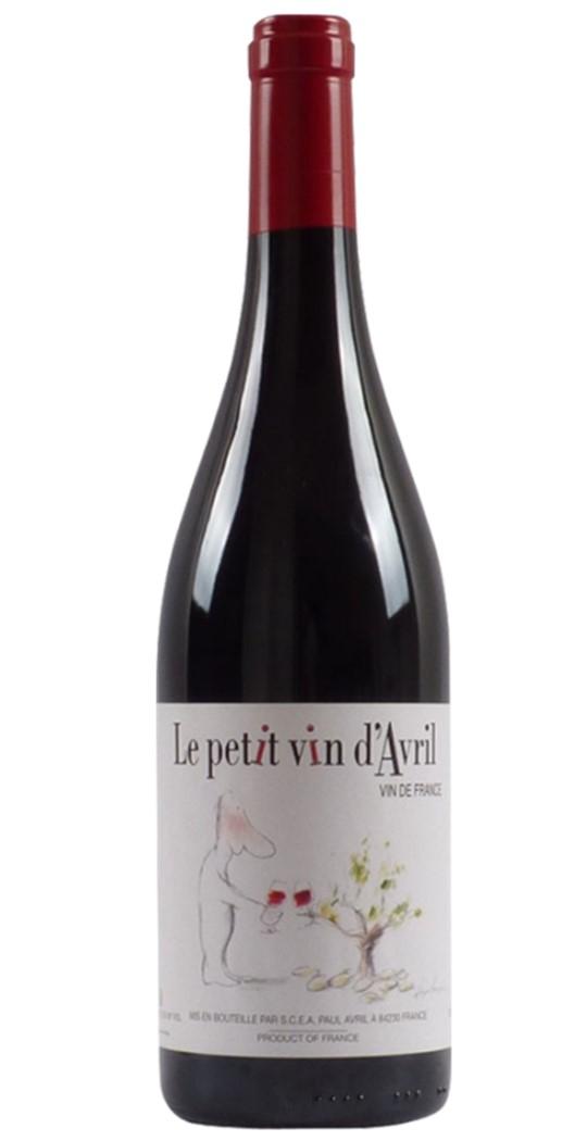 Petit Vin d'Avril Rouge