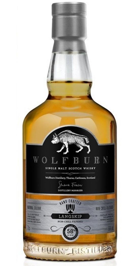 Wolfburn Langskip Cask Strength