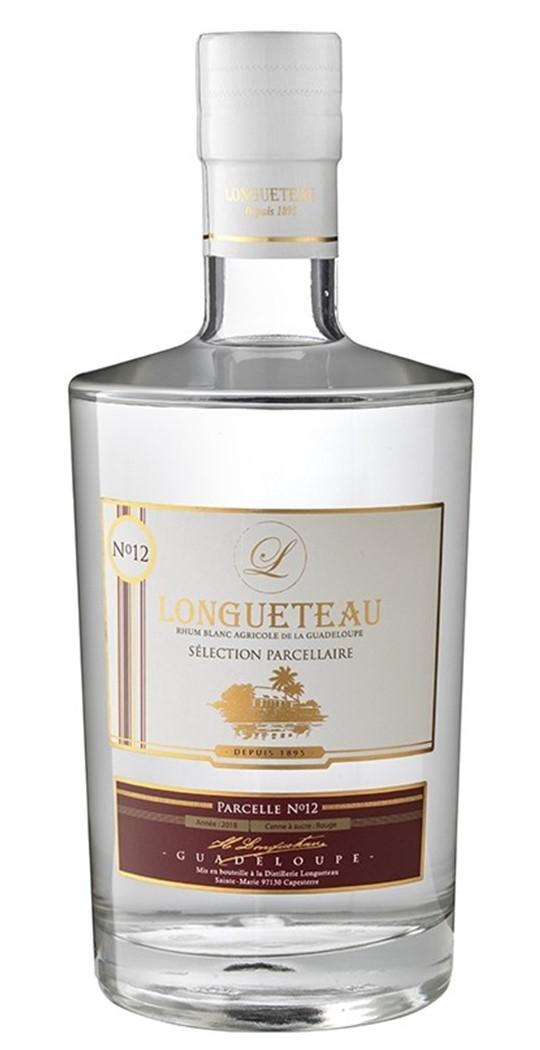 Rhum Agricole Blanc Sélection Parcellaire N°12 Longueteau
