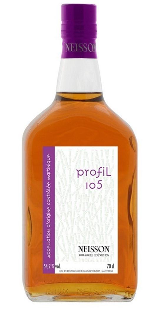Rhum Agricole Profil 105