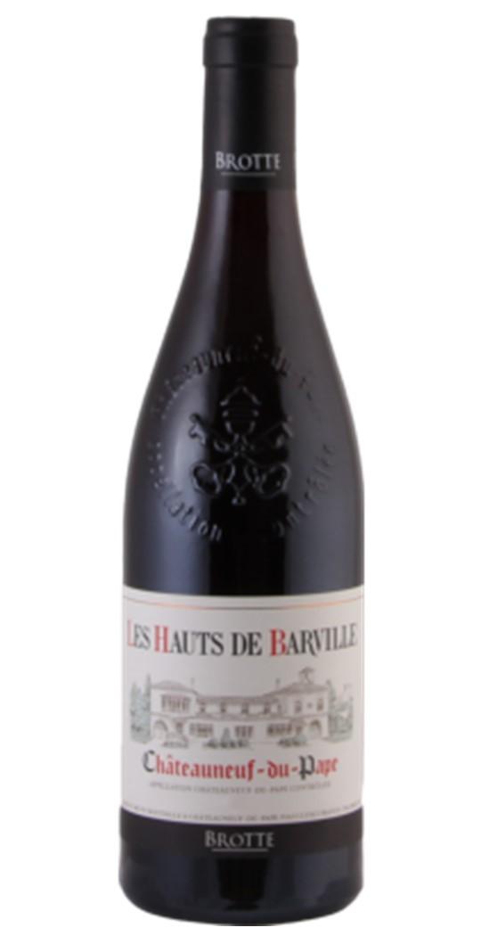 Châteauneuf du Pape les Hauts de Barville