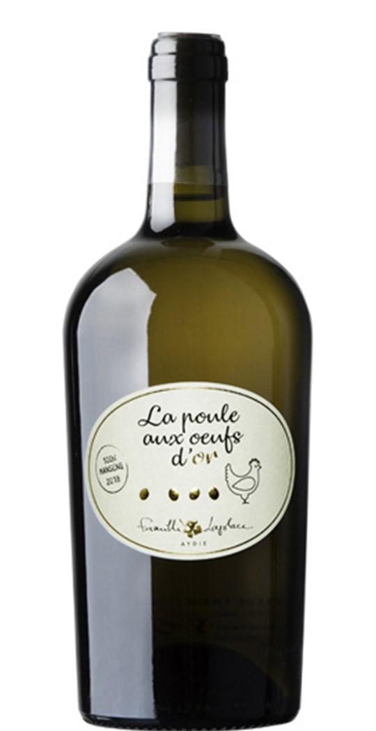 Vin de France La Poule aux oeufs d'or doux