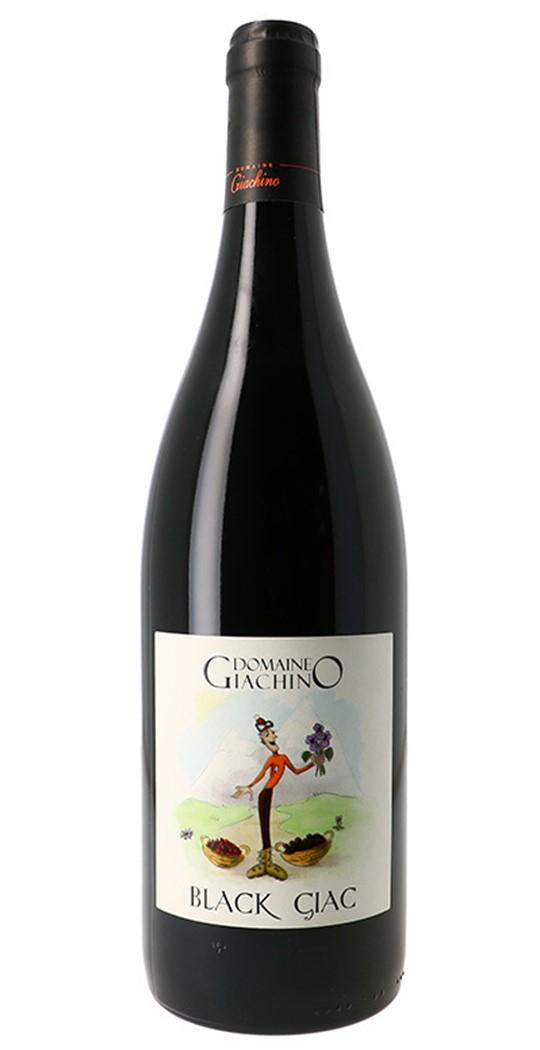 Vin de Savoie Black Giac
