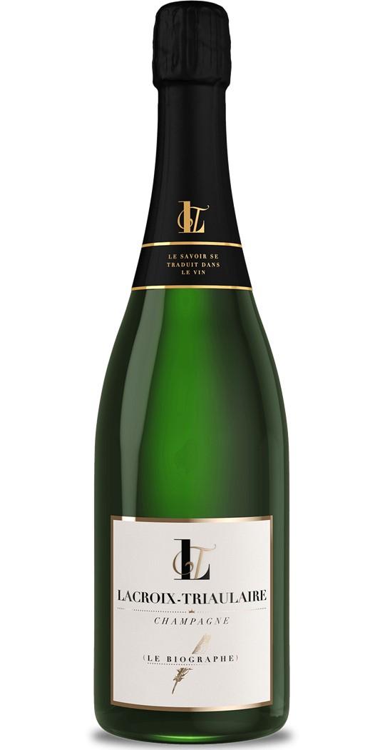 Champagne Non Dosé Biographe
