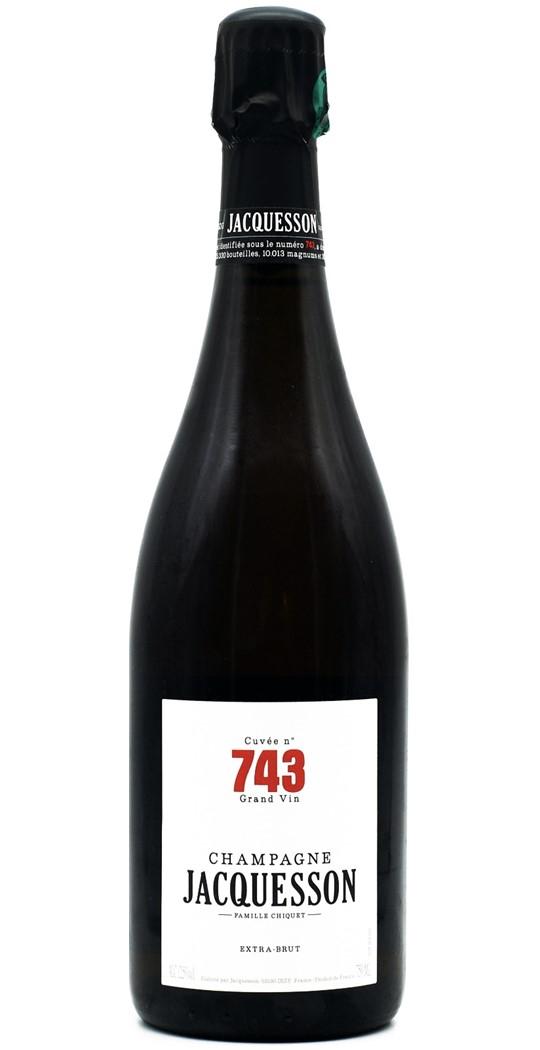 Champagne Cuvée n° 743 Extra-Brut