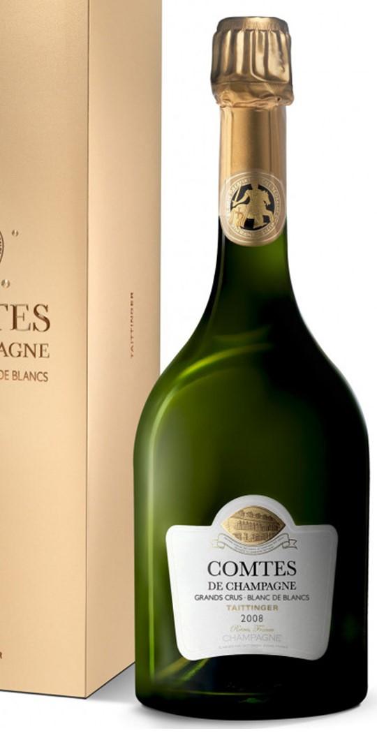 Champagne Comtes de Champagne Brut Blanc de Blancs