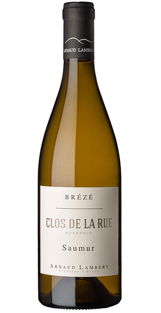 Saumur Blanc Brézé Clos de La Rue