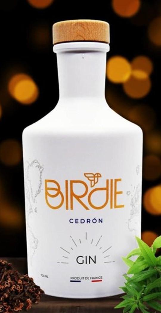 Gin Cedron