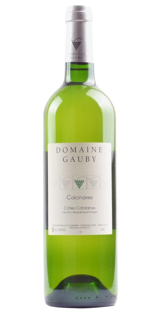 Vin de Pays des Côtes Catalanes Blanc les Calcinaires