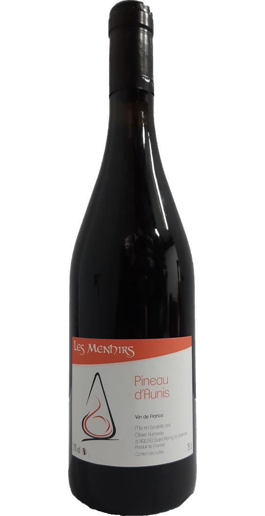 Vin de France Pineau d'Aunis