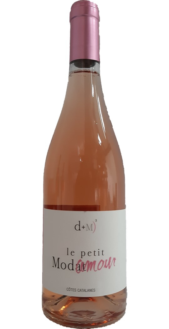 Côtes Catalanes Petit Modat'mour rosé