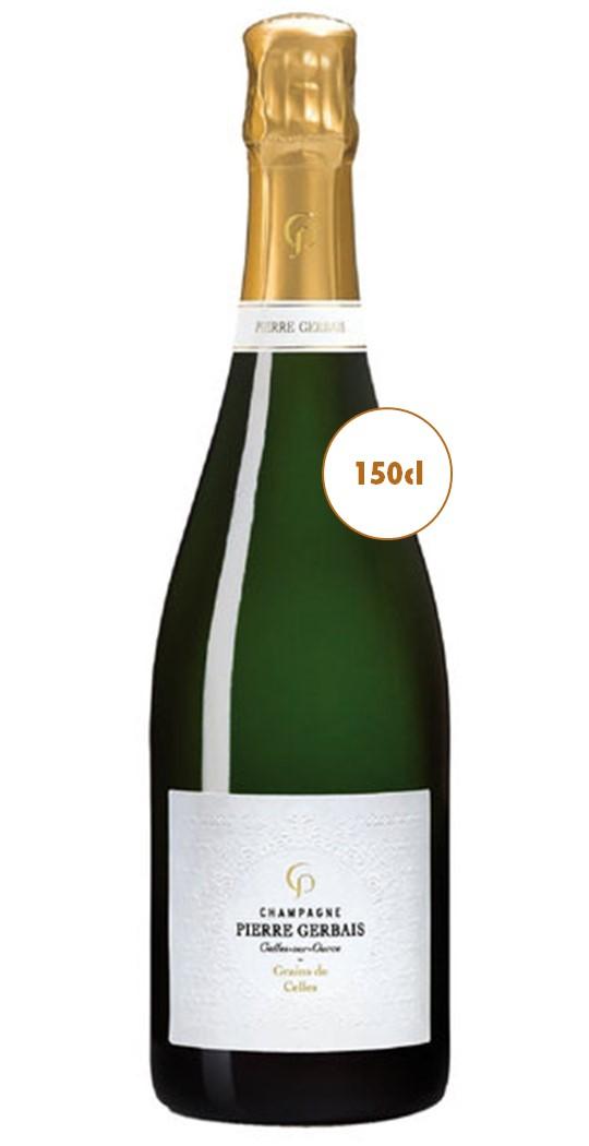 Champagne Extra-Brut Grains de Celles