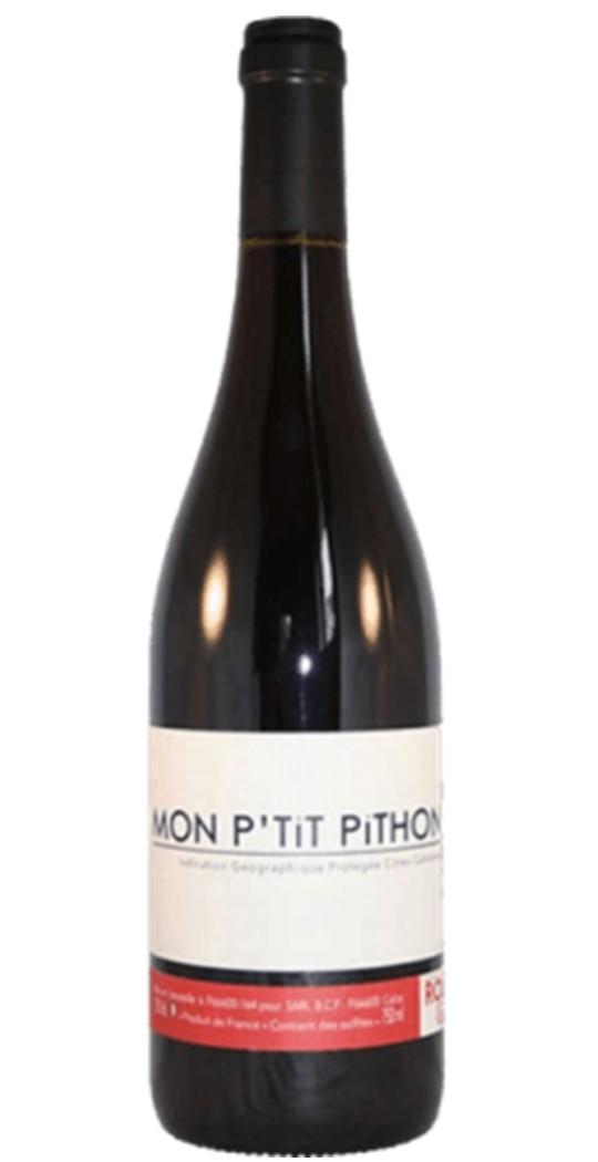 IGP Côtes Catalanes rouge Mon P'tit Pithon