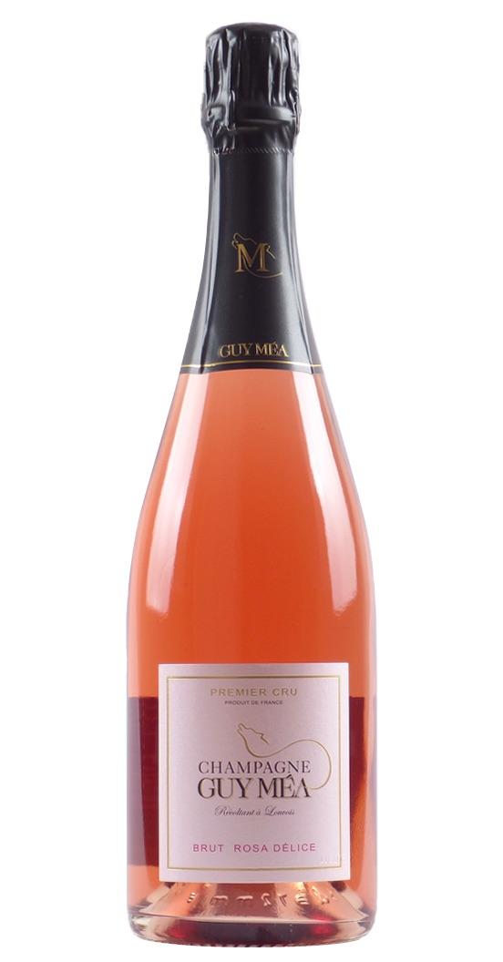 Champagne Brut Rosé Premier Cru Rosa Délice