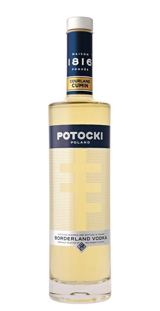 Vodka Polonaise Potocki Courland Cumin