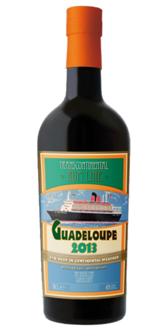 Guadeloupe Transcontinental Rum Line