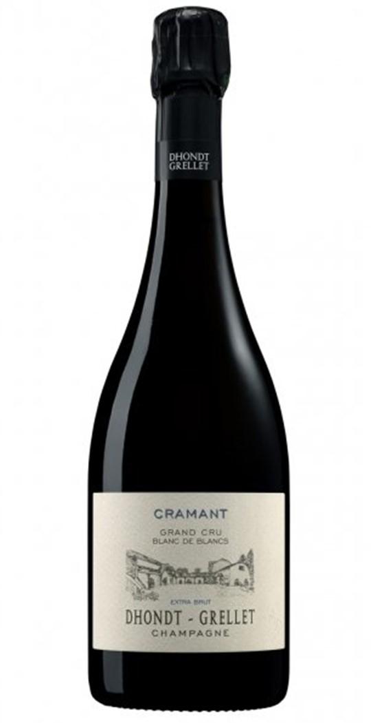 Champagne Cramant Extra-Brut Blanc de Blancs Grand Cru