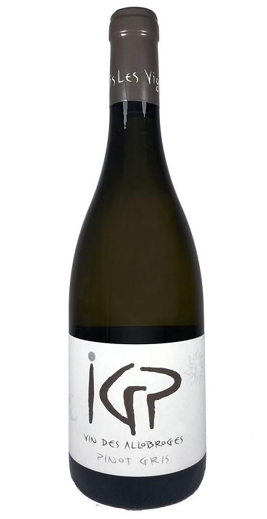 IGP vin des Allobroges Pinot Gris