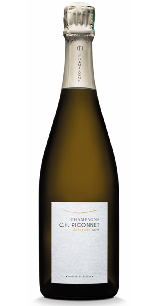 Champagne Extra Brut 3 Cépages