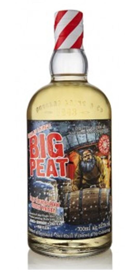 Whisky Ecossais Blended Malt Big Peat Christmas Edition 2019