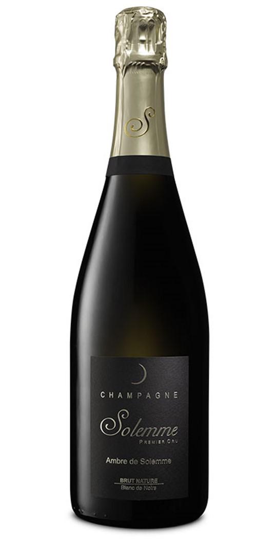 Champagne Brut Nature Ambre de Solemme