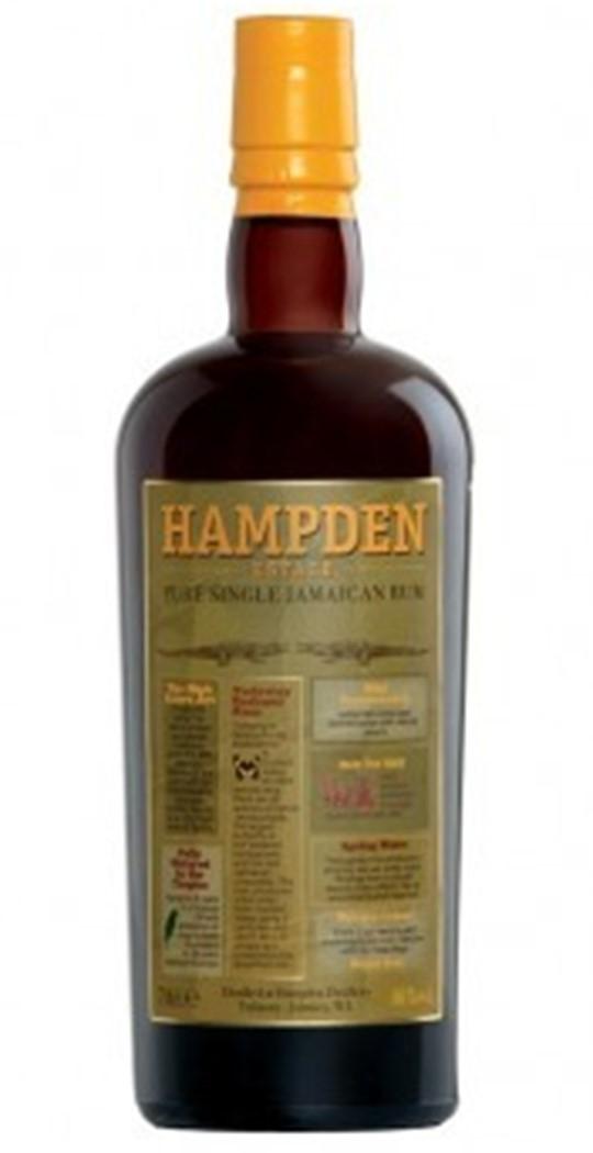 Rhum Hampden