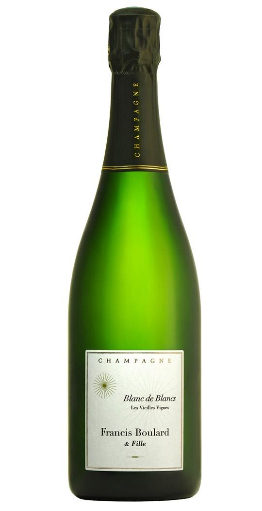 Champagne Brut Nature Blanc de Blancs Vieilles Vignes
