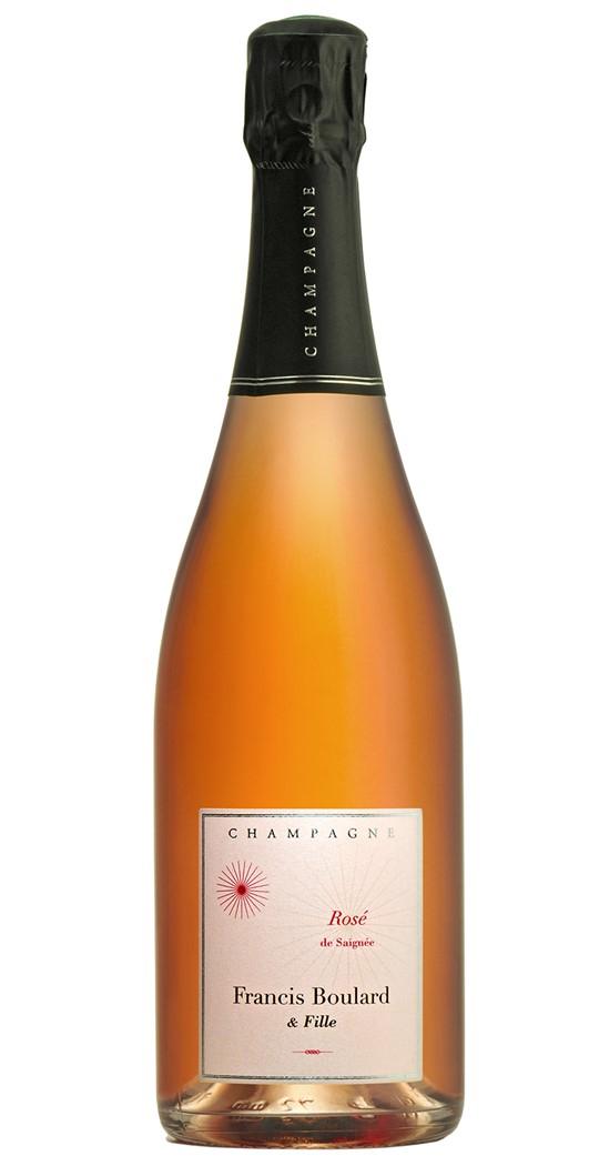 Champagne Extra Brut Rosé Millésimé