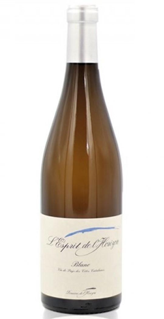 IGP Côtes Catalanes L'Esprit de l'Horizon blanc