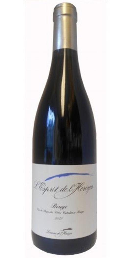 IGP Côtes Catalanes L'Esprit de l'Horizon rouge