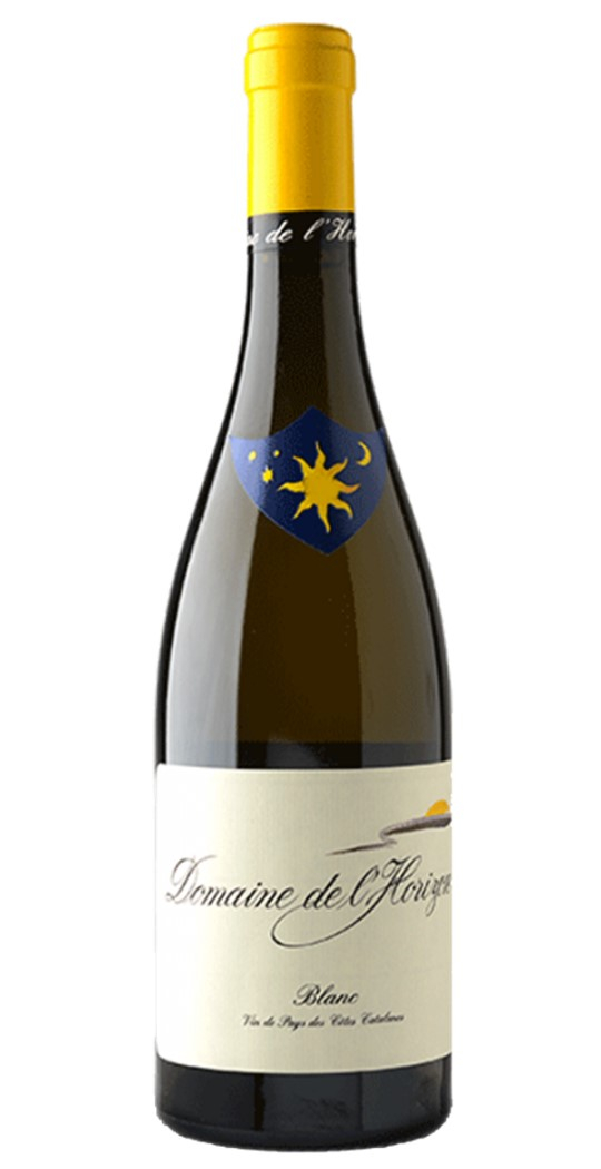IGP Côtes Catalanes L'Horizon blanc
