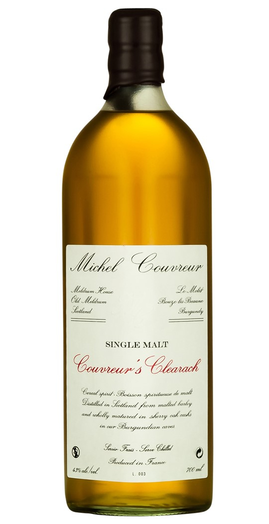 Single Malt Couvreur's Clearach