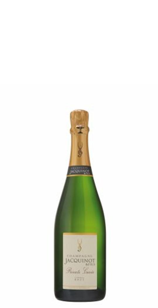 Champagne Private Cuvée Brut