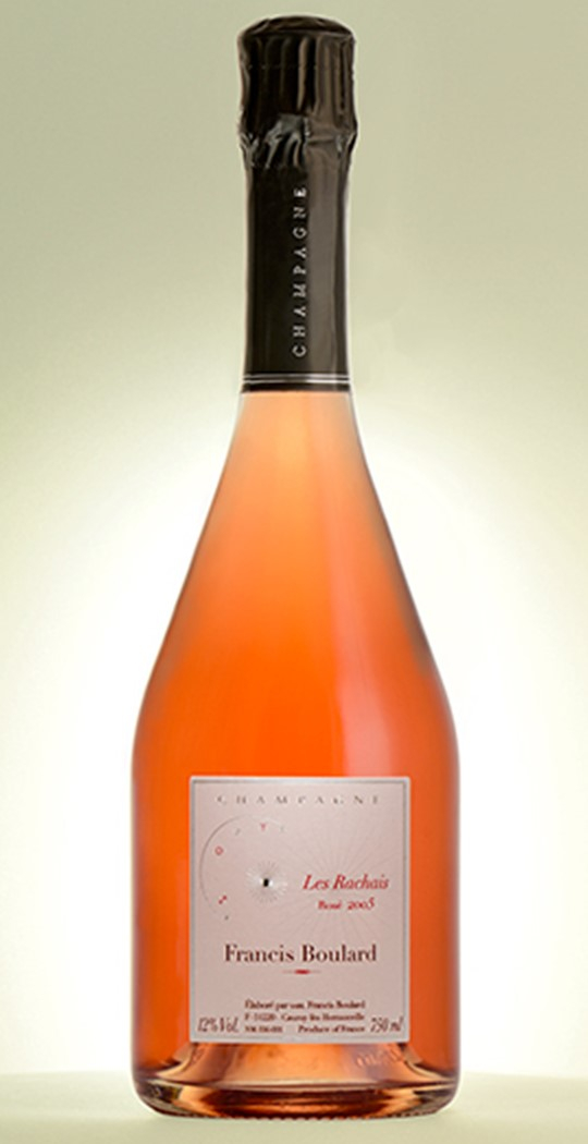 Champagne Rachais Brut Rosé Millésimé