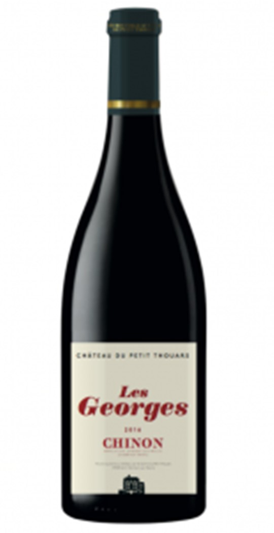 Chinon rouge Les Georges