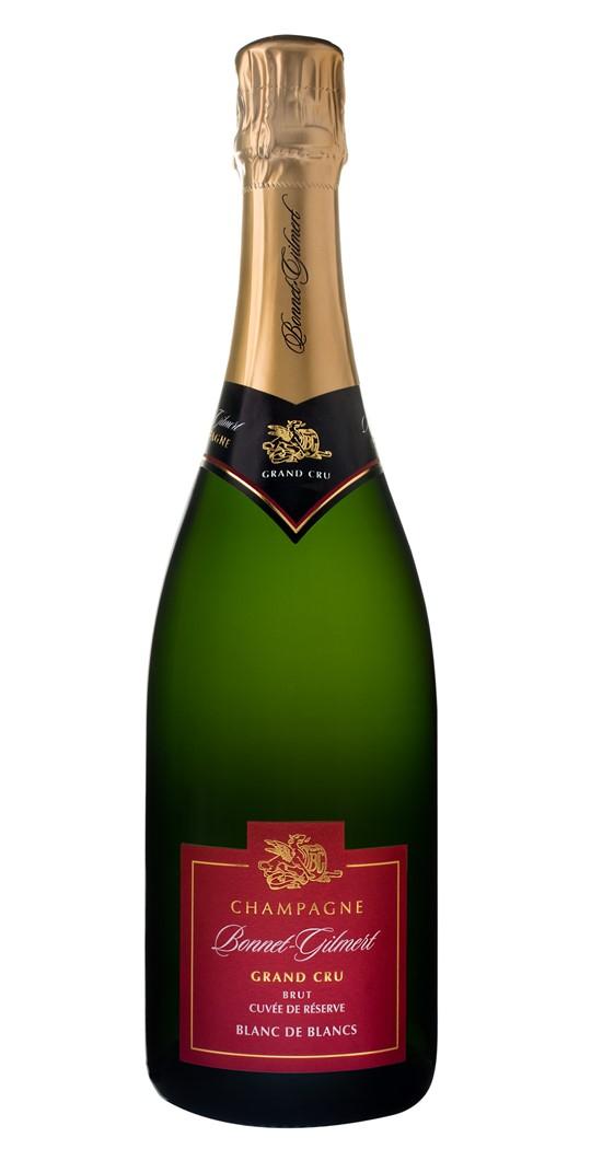 Champagne Cuvée de Réserve Grand Cru Brut Blanc de Blancs